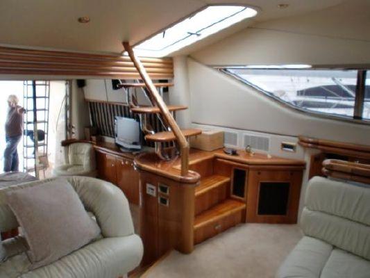 1998 Sunseeker Manhattan 62 Boats Yachts For Sale
