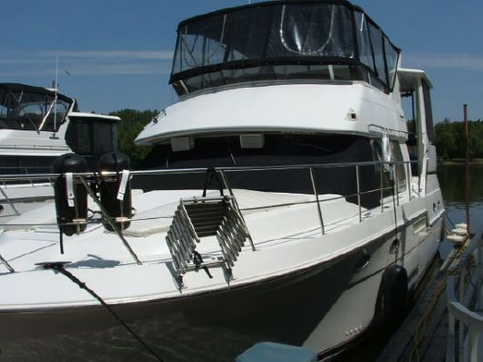 1999 Carver 406 MotorYacht Boats Yachts For Sale