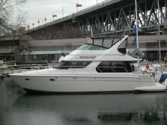 2002 Carver 450 VOYAGER Boats Yachts For Sale