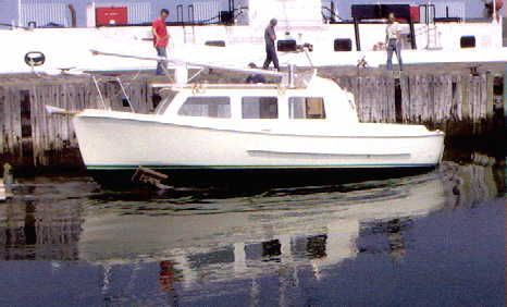 2002 Covey Island Motor Sailer Boats Yachts For Sale