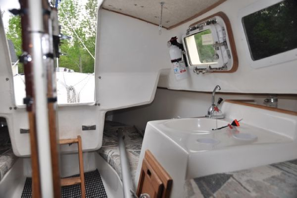 2004 West Wight Potter 19 Boats Yachts For Sale