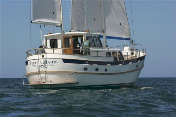 2005 Cheoy Lee Pilothouse Motor Sailer Boats Yachts For Sale
