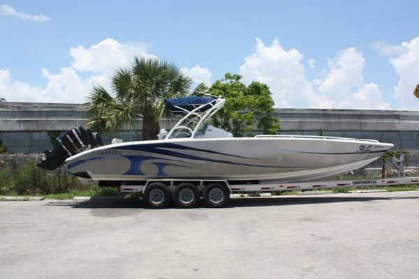 2007 Carrera 36 Center Console Open Boats Yachts For Sale