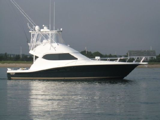 2008 Rampage 45 Convertible Boats Yachts For Sale