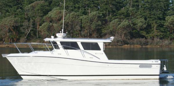 2012 Ocean Sport Roamer 84 Boats Yachts For Sale