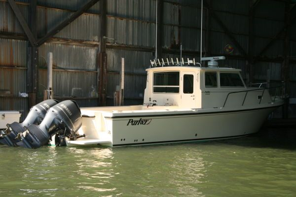 2012 Parker 3420 Boats Yachts For Sale