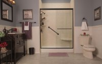 Tub to Shower Conversion | Clearwater Bathroom Remodeling ...