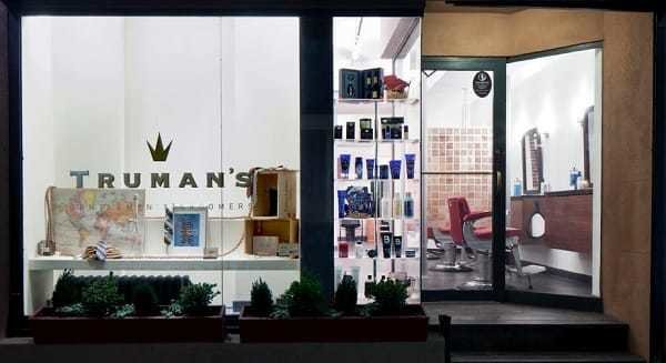 Truman's Gentlemen's Groomers in New York City