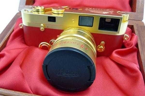 Leica China 60th Anniversary Limited Edition Camera