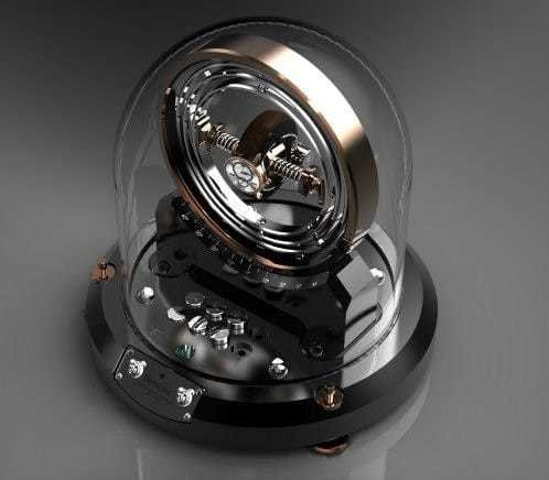 Gyrowinder watch Winder by Doettling Germany