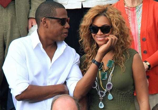 Beyonce buys Jay-Z a $5 million Hublot watch for his birthday.
