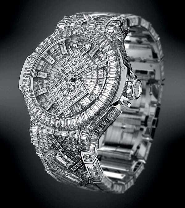 Hublot $5 Million Big Bang Watch