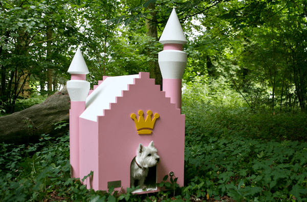 Dog Mansion Princess