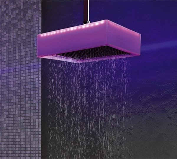 Colore Chromotherapy Shower by Ponsi