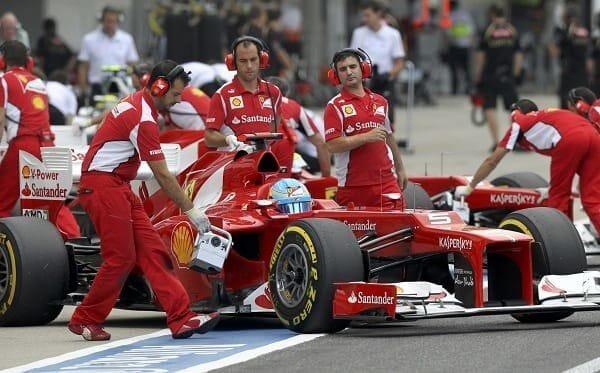 Monaco Grand Prix 2013
