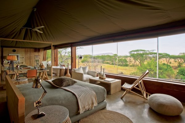 Singita Faru Faru Lodge, Tanzania