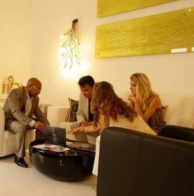 Personal concierge services by Ronny Boon in Ibiza