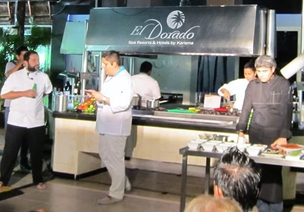 Star Chefs Enrique Olvera & Mikel Alonso