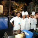 Chef Mikel Alonso from Biko Restaurant