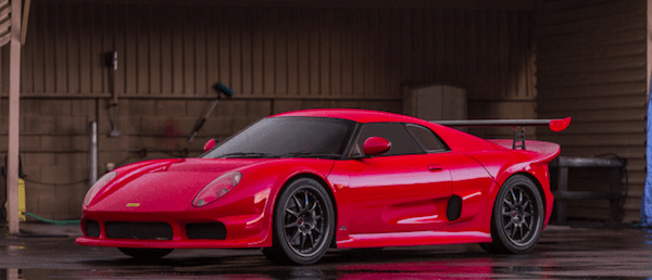 Noble M400 Twin Turbo