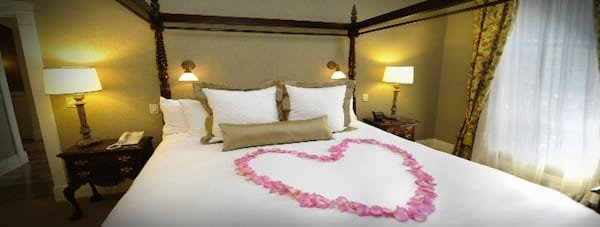 luxury hotel romantic getaway