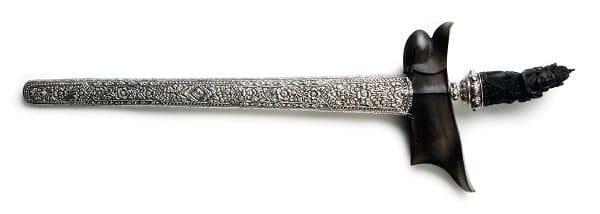 Keris Dagger Sheath - Blades of the Gods