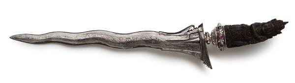 Keris Dagger - Blades of the Gods