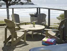 pacific sands beach resort view