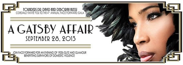 """A Gatsby Affair"" Charity Gala by Face Forward LA"