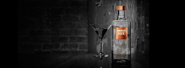 Absolut Elyx cocktail program