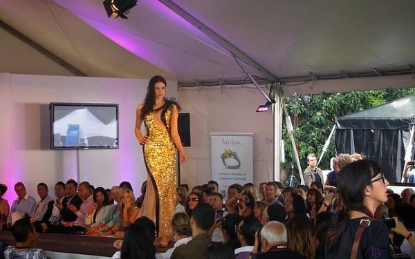 Luxury Supercar Weekend Fashion Show