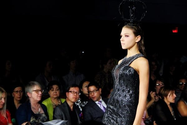 Luxury Branded at Vancouver Fashion Week
