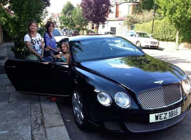 Black Bentley