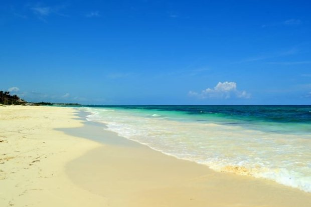 Tulum Beach - Riviera Maya