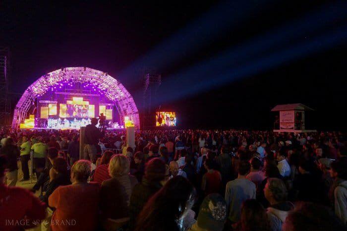 Riviera Maya Jazz Festival at Mamita's Beach Club