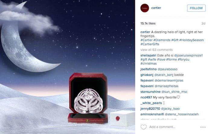 Cartier Insa Tagging
