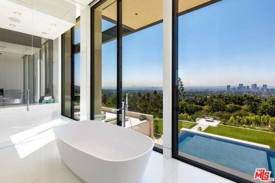 bel air mansion million month rental 8