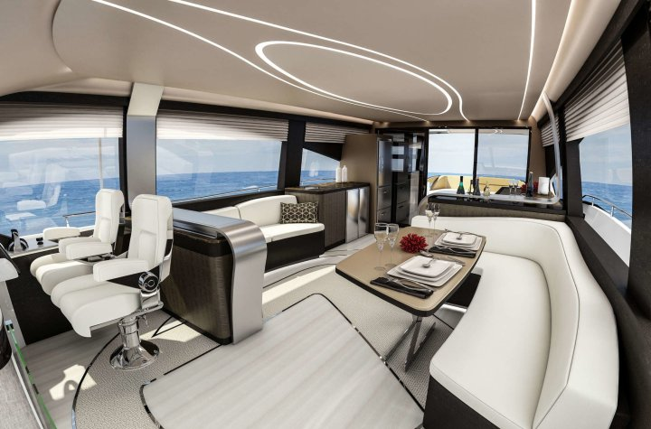 Lexus Luxury Yacht The Lexus LY 650 For Sale