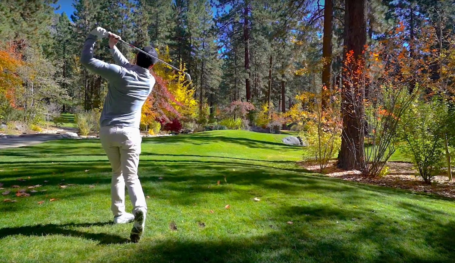 This Lake Tahoe Estate Has Its Own Golf Course