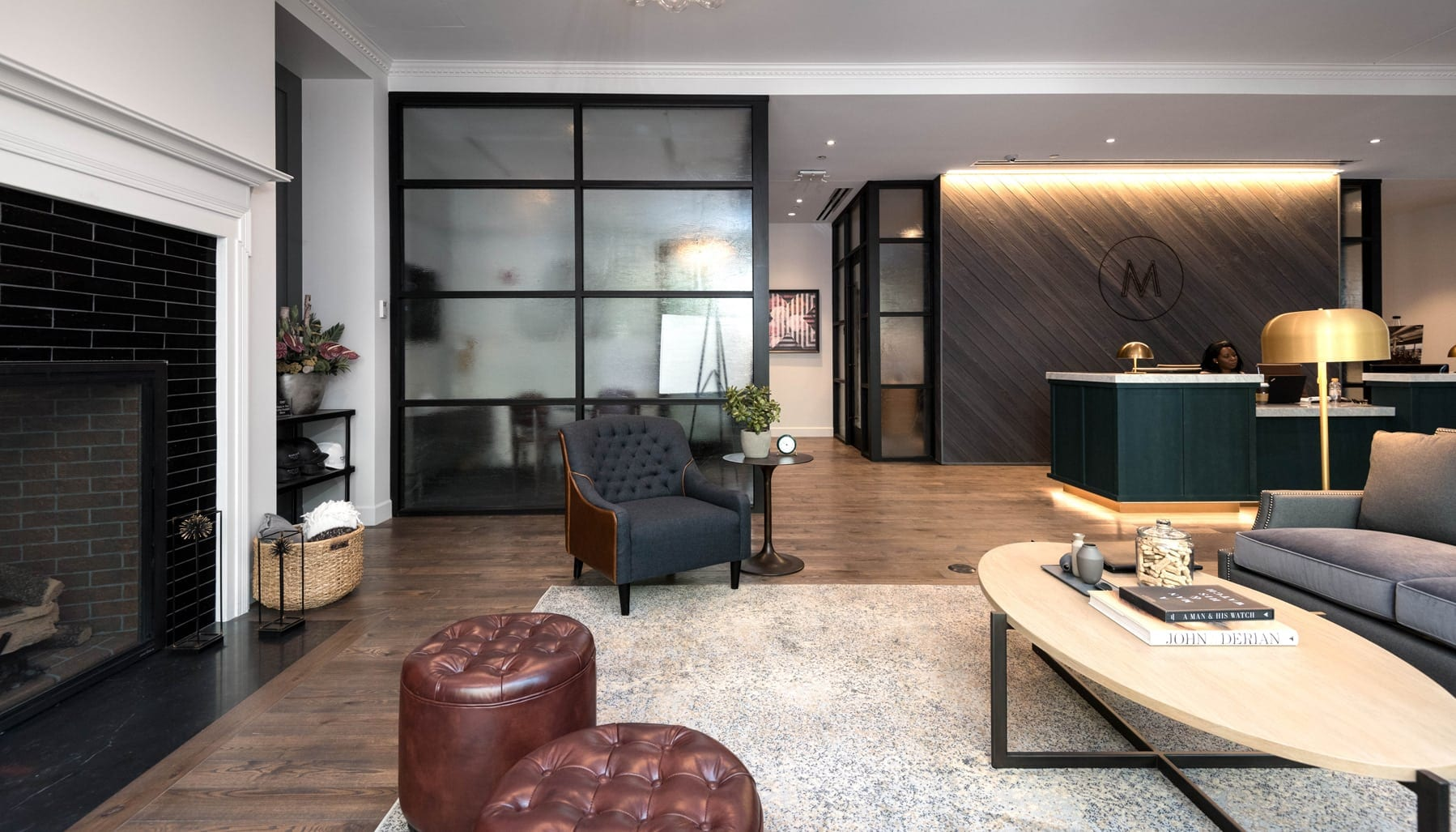 Marlowe  River North Apartments  Luxury Living Chicago