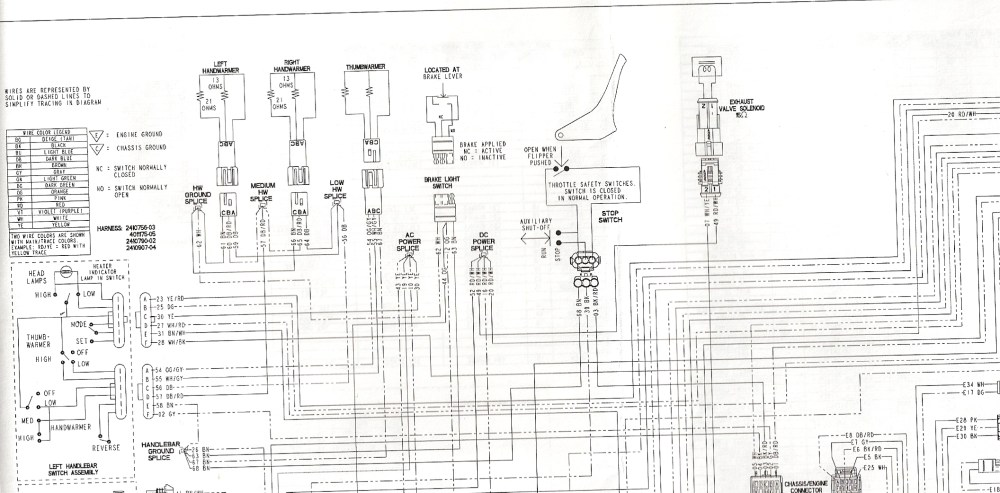 medium resolution of polaris iq 600 wiring harness get free image about wiring diagram polaris 325 magnum schematics 2013