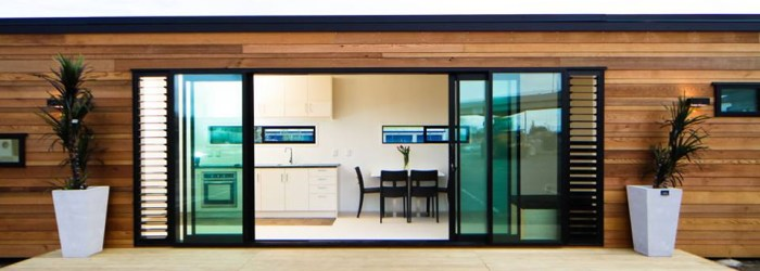 Luxury Shipping Container Conversion
