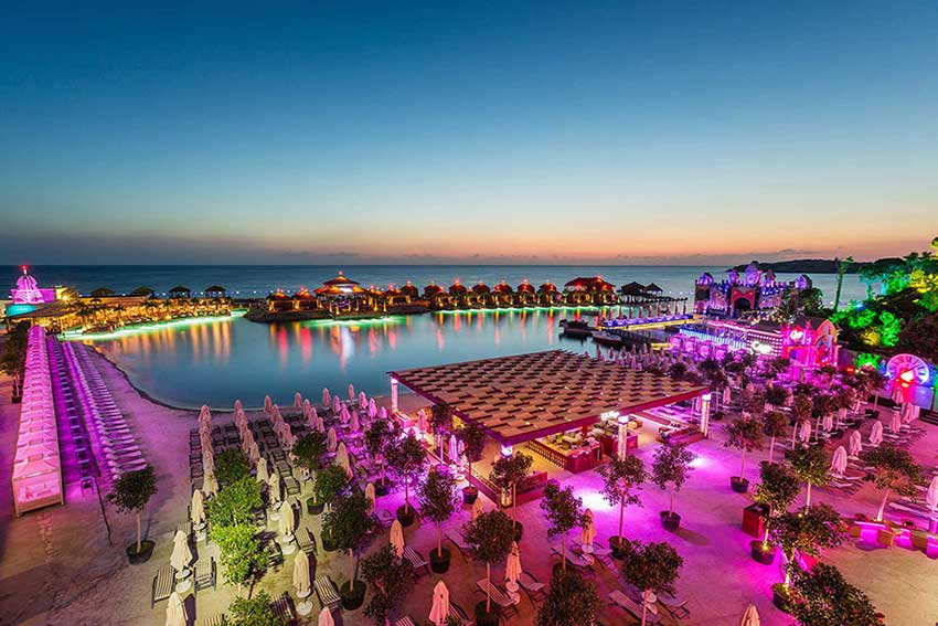 Cratos Premium Hotel  Kyrenia Cyprus North Cyprus