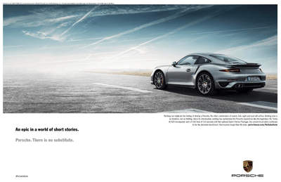 Tiffany Porsche lock spots in Robb Reports June Best of