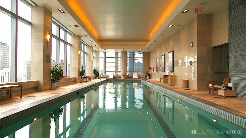 Htel de luxe Mandarin Oriental New York New York tatsUnis  Luxury Dream Hotels
