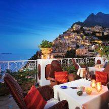 Positano Five Star Hotels