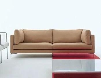 The semicircular sofa in fabric Ben Ben Arflex  Luxury