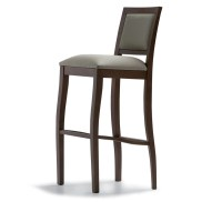 Bar chair with fabric upholstery Contemporary Opera ...