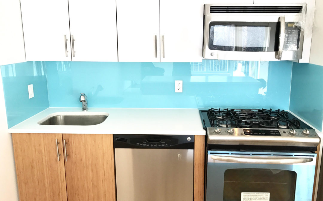 glass kitchen backsplash remodeling on a budget tempered give your refreshing look