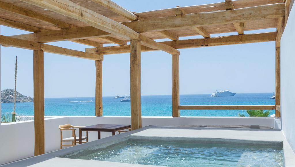 Branco Mykonos Hotel Mykonos Luxury Hotels Beach Mykonos